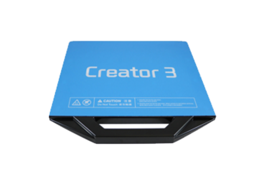 Creator 3 removable platform - old style