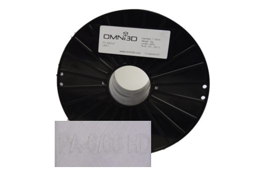 Omni3D PA-6/66 HD 1kg transparent